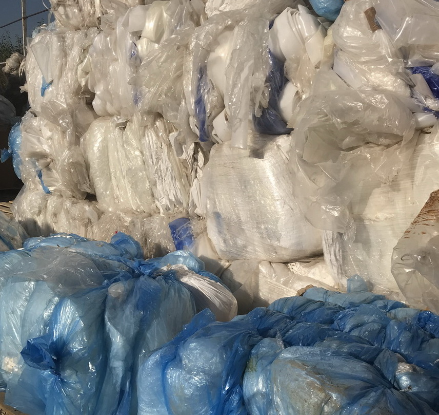 200 MT PE/PA Clear Film Scrap Available for Sale