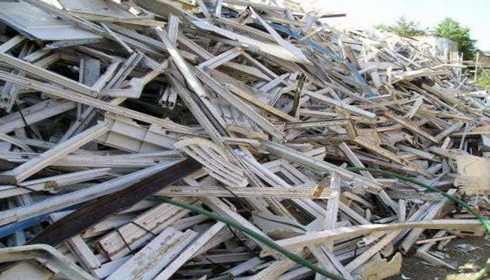 400 Tons Plastic Scrap Available for Sale