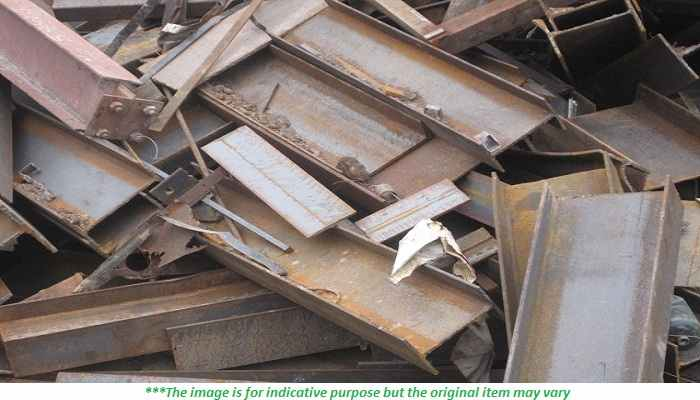 125 MT per Month PNS Scrap for Sale