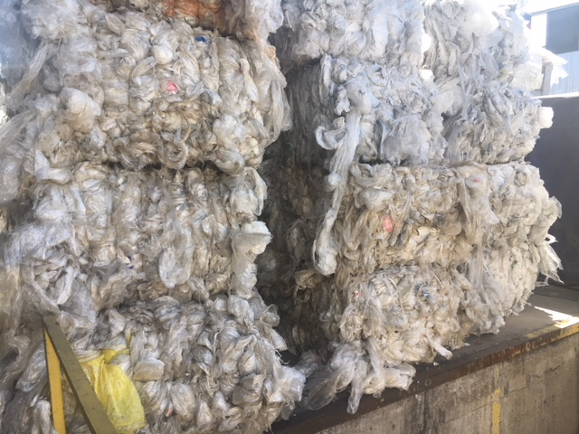 LLDPE Stretch Film Scrap for Sale in Huge Amount