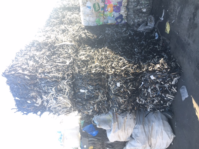 50 Tons Colored Hangers PS Scrap for Sale!