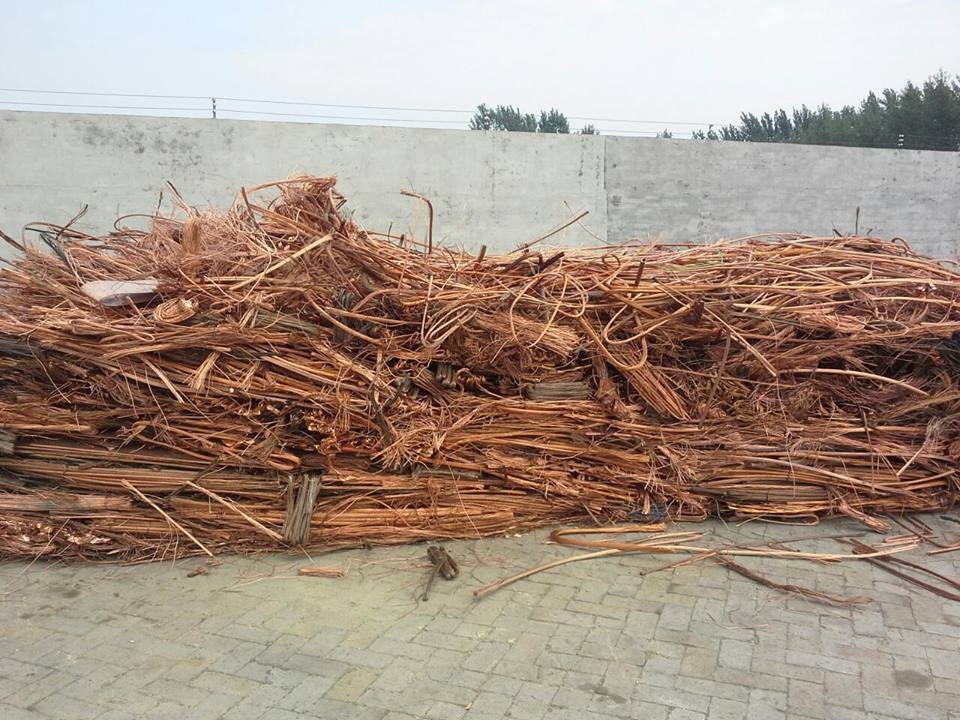 Copper Wire Scrap 800 MT per Month on Regular Sale
