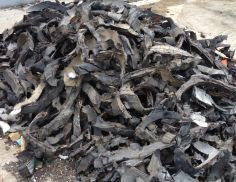 Shredded Tyre Scrap 2000 MT per Month for Sale