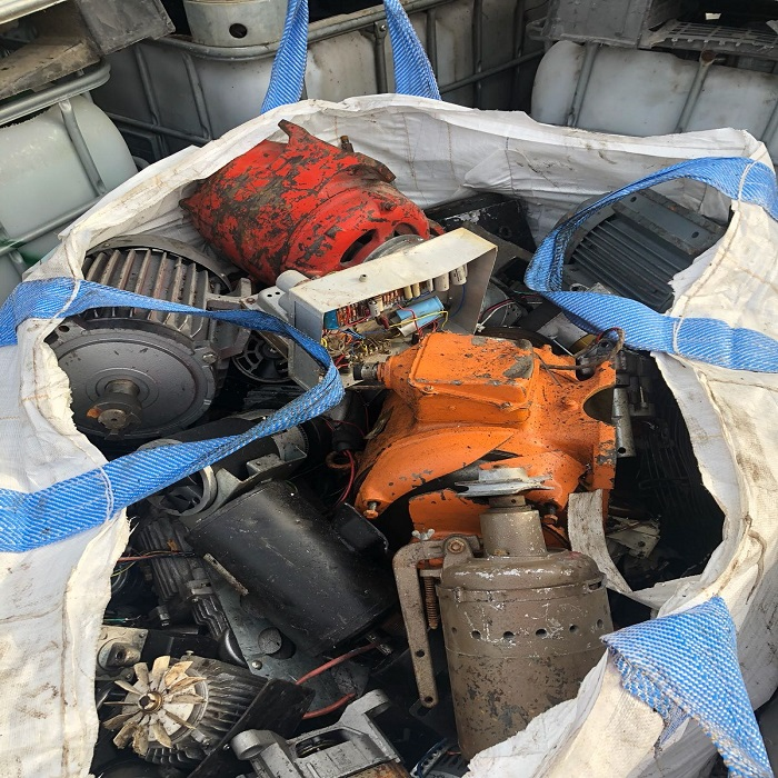 25 MT Electric Motor Scrap for Sale
