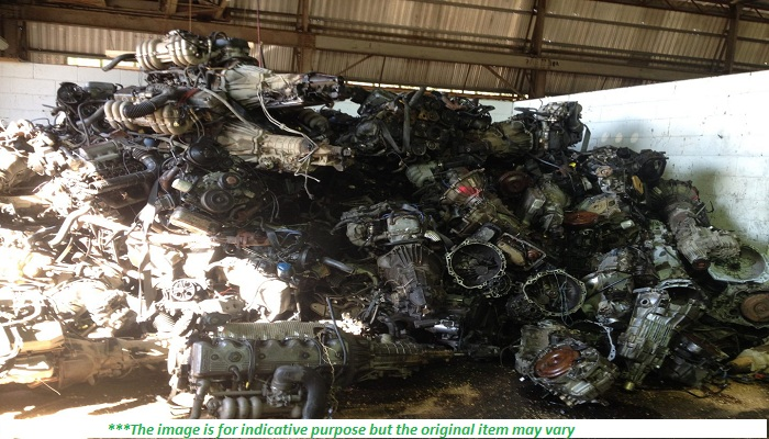 Aluminium Engine Gears Scrap of Cars for Sale - 100 Tons per Month