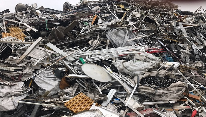 Mixed Aluminum Scrap 1000 Tons for Sale