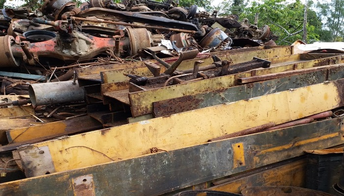 HMS MIX with Re Rolling Scrap 500 to 1000 Tons for Sale