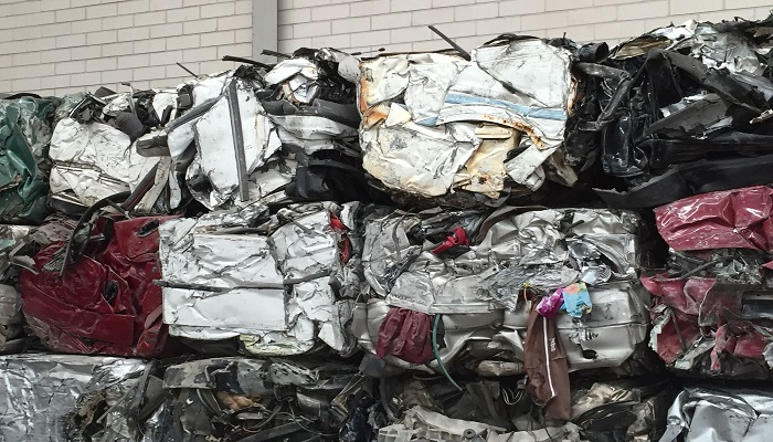 Supplying 500 MT Baled Car Body Scrap