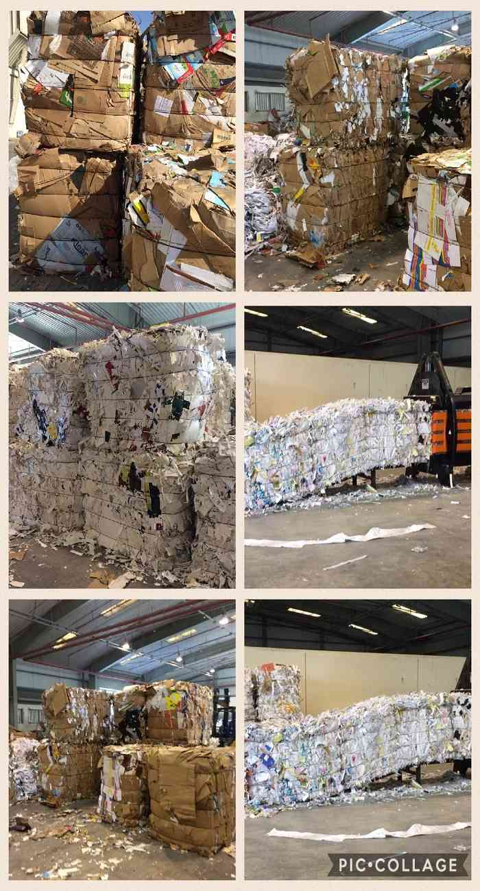 500MT per Month OCC1 Scrap for Sale