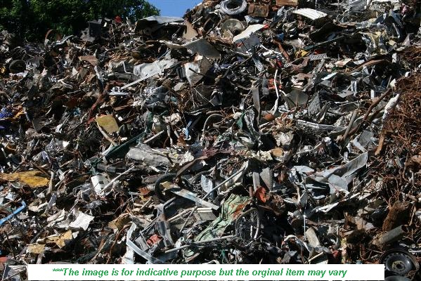 30,000 x 12 HMS 1/2 Scrap and Used Rails Scrap Available for Sale