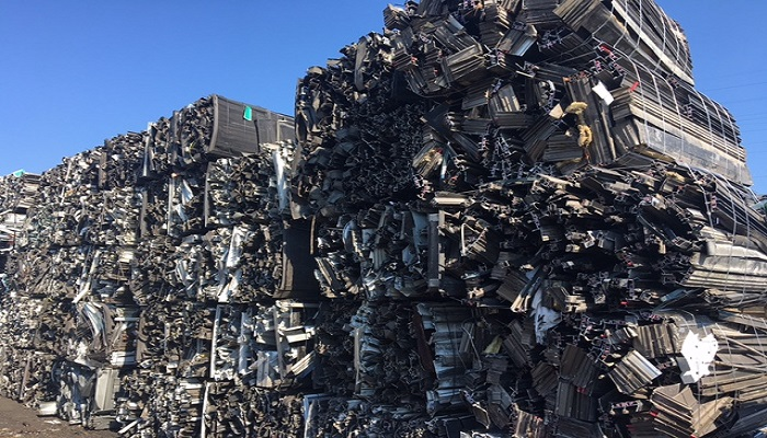Aluminium 6063 Thermal Scrap 45 MT Available for Sale