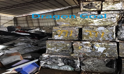 1000 Tons Busheling Tin Plates Scrap for Sale