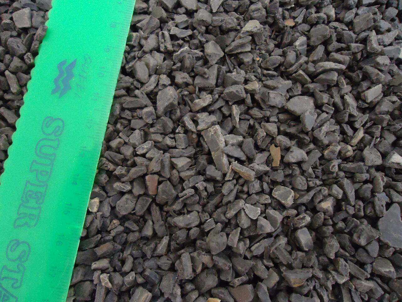 Shredded 500 Tons PA6 Polyamide Scrap (PA Radiator's Plastic Cover Scrap) for Sale