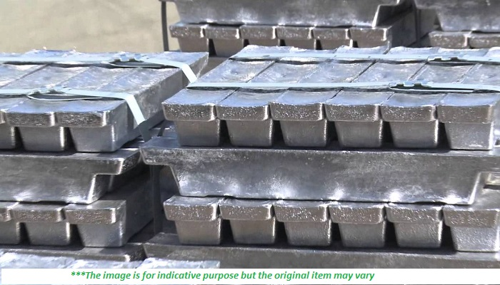 Refined Lead Ingots 1000 MT per Month for Sale