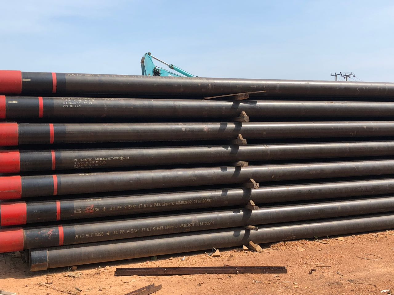 Obsolete Steel Pipe Scrap for Sale