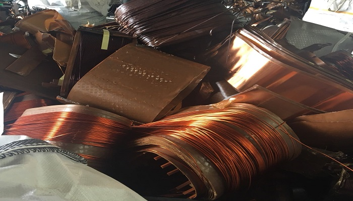 Mixed Copper Scrap 20 Tons per Month for Sale