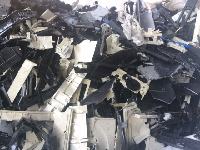 Shredded ABS Scrap 40,000 lbs for Sale