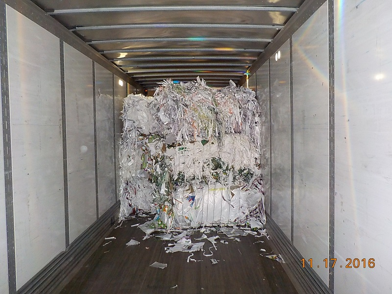 Offering 40,000 lbs Printed BOPP Films Scrap