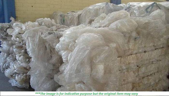 Baled LDPE Scrap 25 MT for Sale
