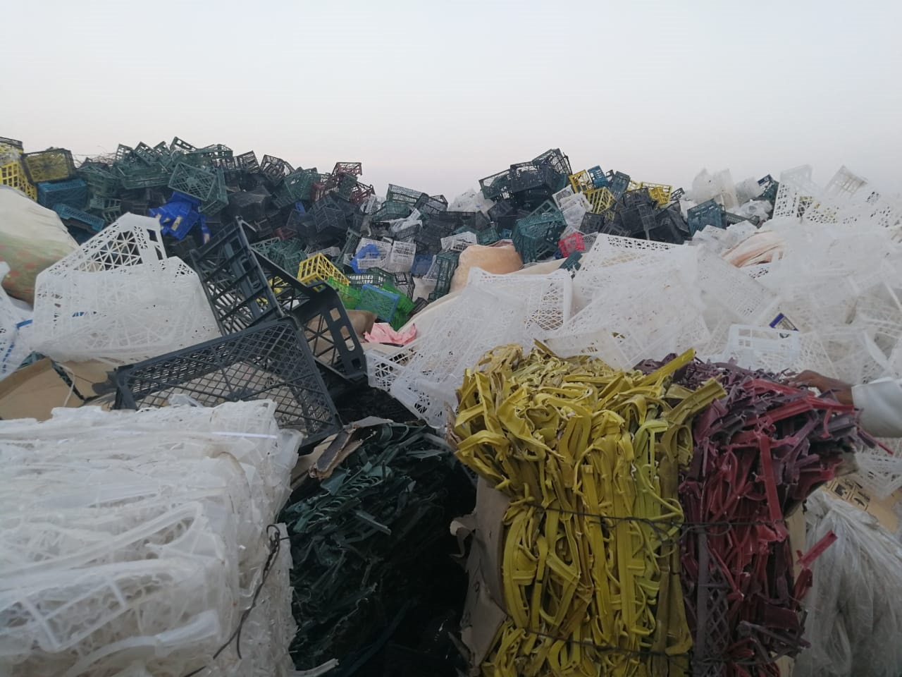 Looking to Sell 50 MT Mixed Plastic Scrap