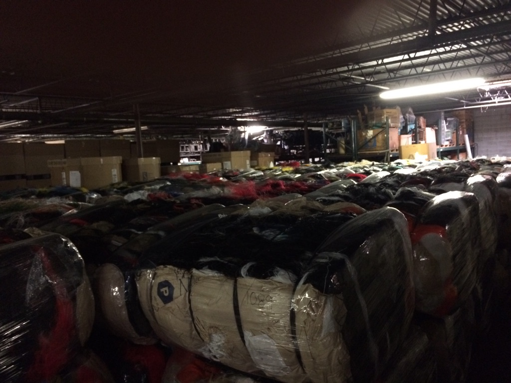 Supplying Industrial mixed monofilament 180,000 lbs