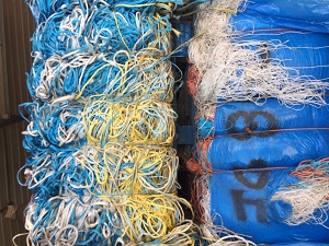 RR3456C Polypropylene Twine Scrap 30,000 lbs for Sale
