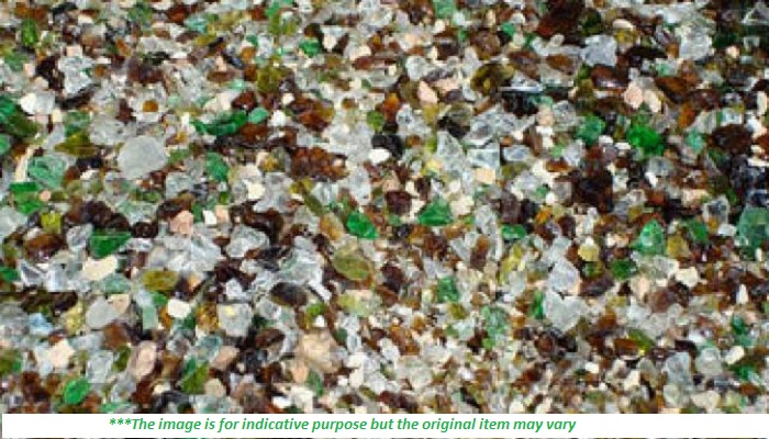 Green Glass Cullet Scrap for Sale
