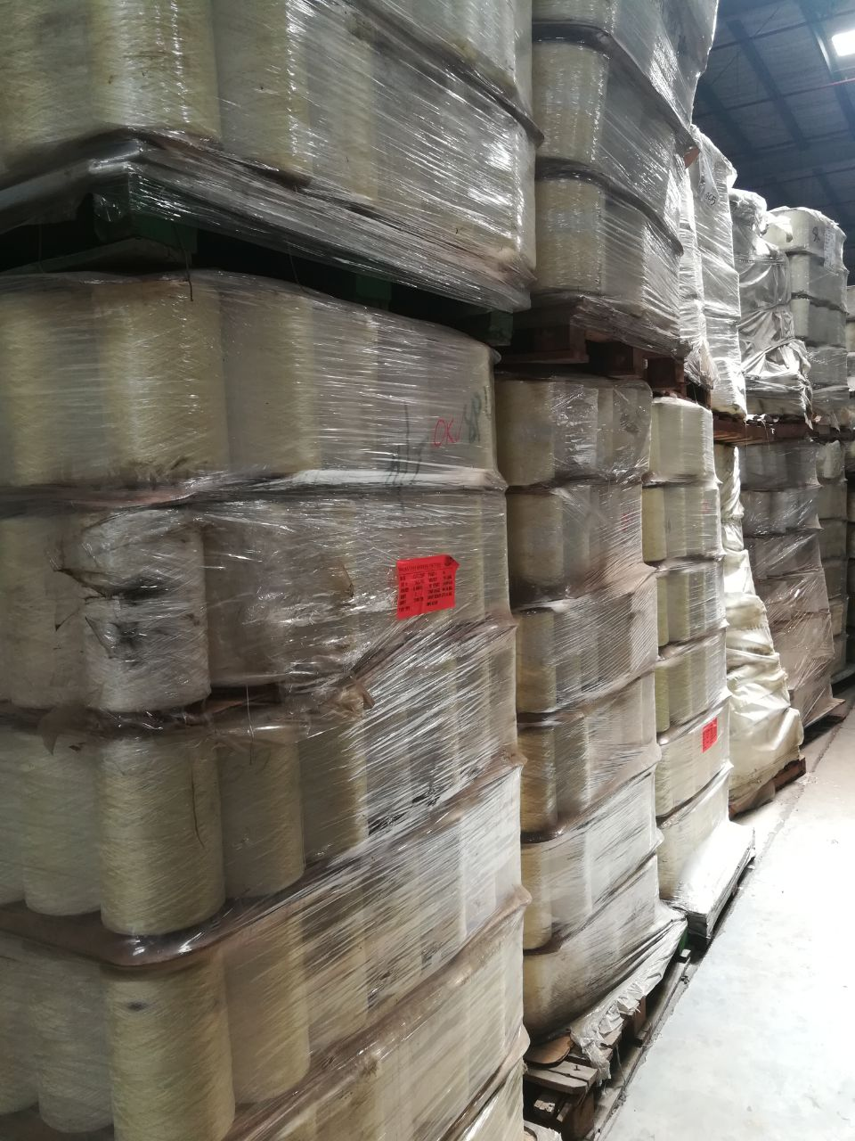 Polyamide Nylon Scrap - PA White Color 200 MT for Sale