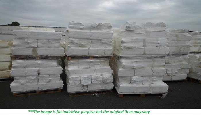 EPS Scrap Bales from Used Seedling Trays for Sale