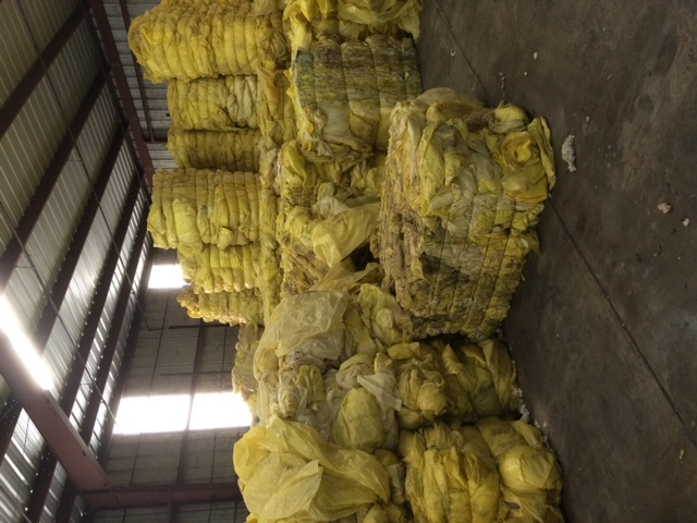 180 MT per Month LDPE Cotton Wrap Scrap for Sale