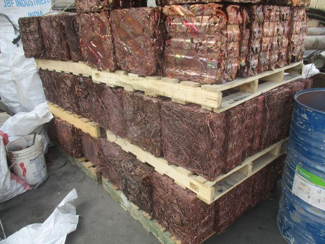 SALES OFFER : No.0081HCS-06/2018 2x20 Container Heavy Copper Scrap