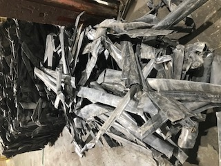 Cable Cover Black PVC Scrap 20 Tons for Sale @ 200 US $