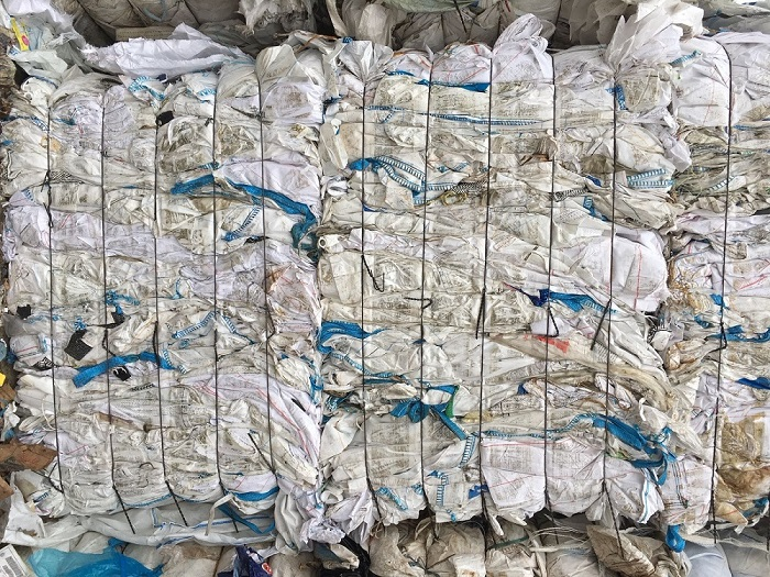 2/3 Cargo per Month PP Big Bags Scrap for Sale