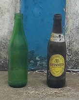 500 Tons Glass Scrap from Beer Bottles for Sale
