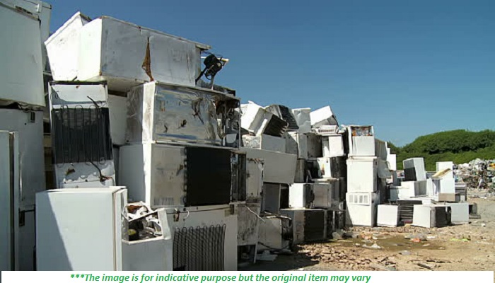 100 MT per Month Washing Machine Scrap for Sale