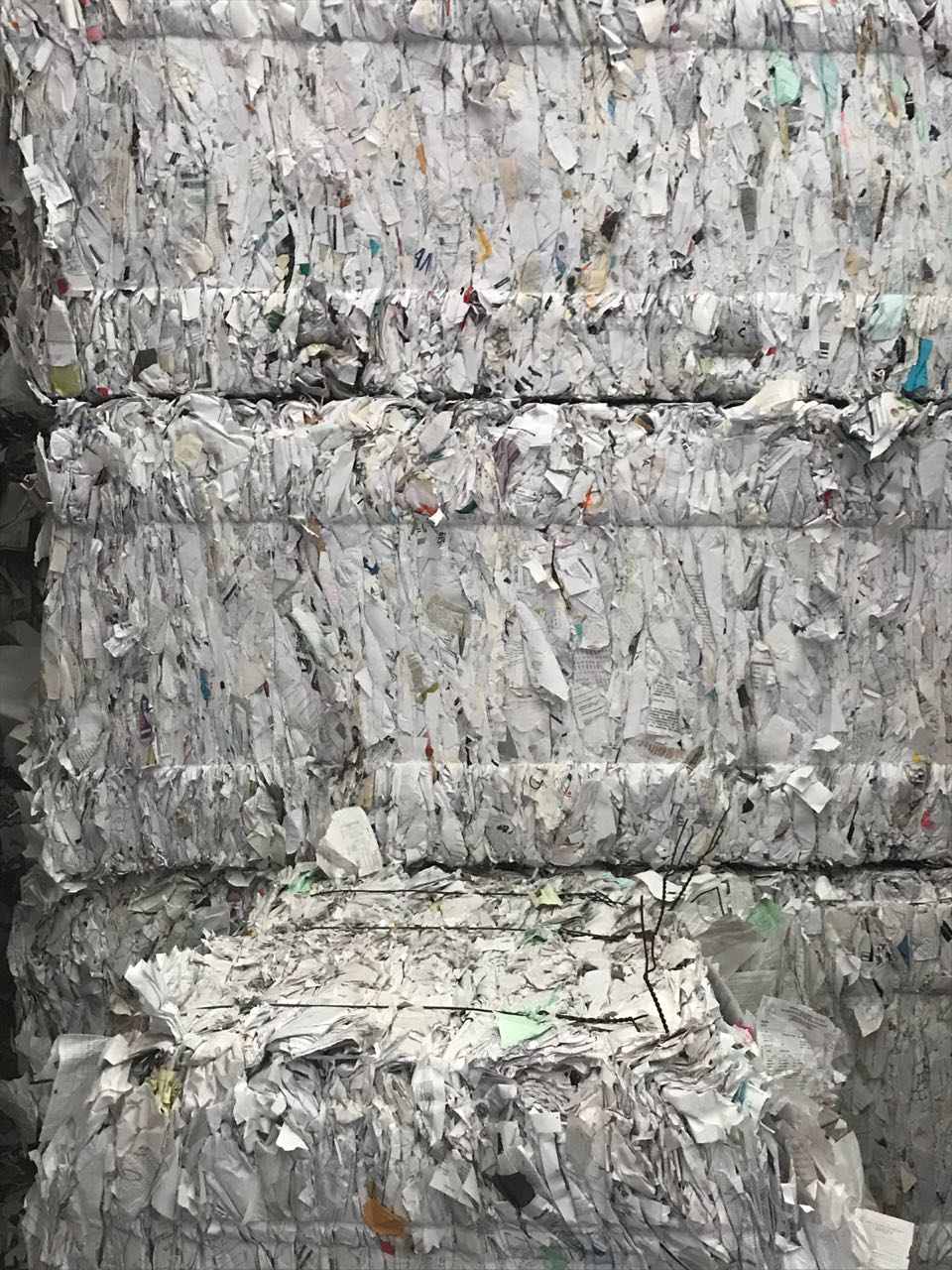 Clear Office Paper Scrap without Ink 500 Tons for Sale