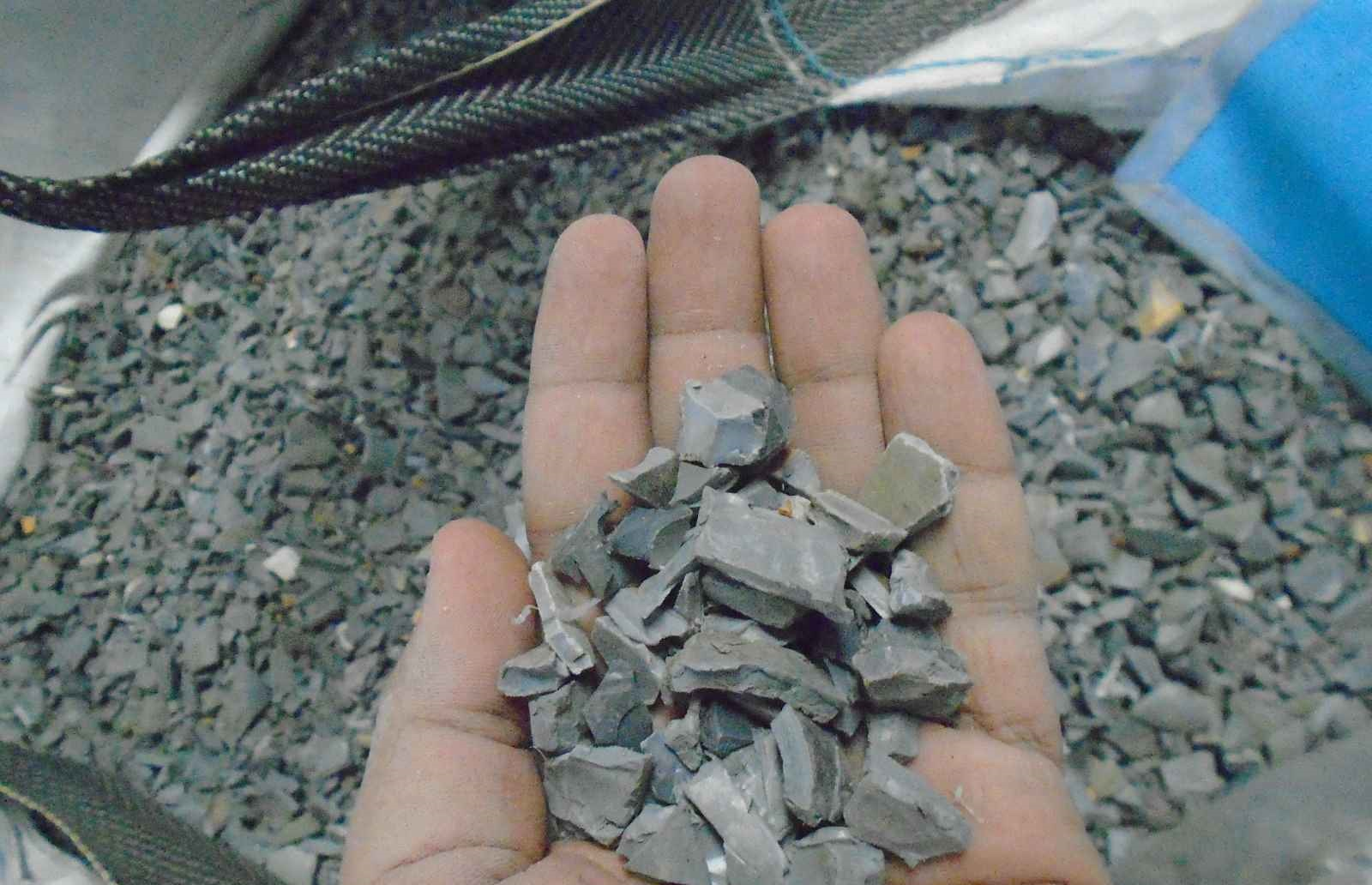 125 MT Grinded PVC Rigid Pipe Grey Color @ 540 US $ for Sale