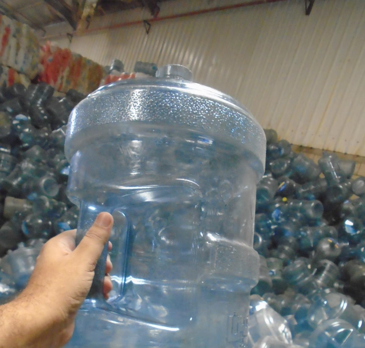 Supplying PC Water Bottle Grinded 50 MT in Jumbo Bags