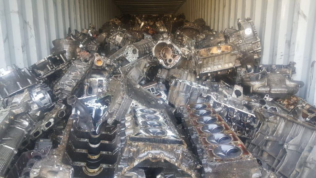 Various Aluminum Offers for sale from U.S Main Ports