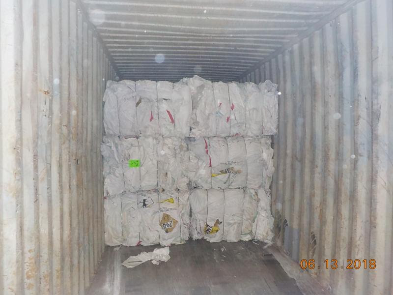PP Supersac Scrap Grade A and B Available for Sale