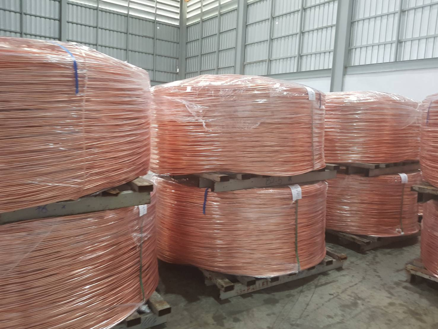 Copper rod 8 mm for sale