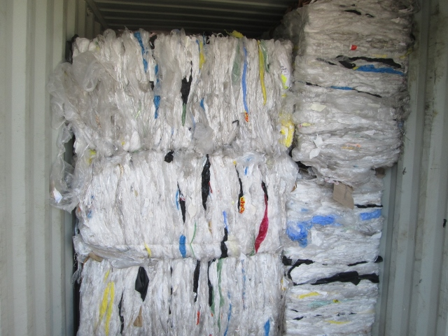 LDPE Film Scrap 95/5 for Sale