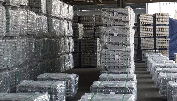 Offering Aluminum Alloy Ingot 5000 Tons per Month