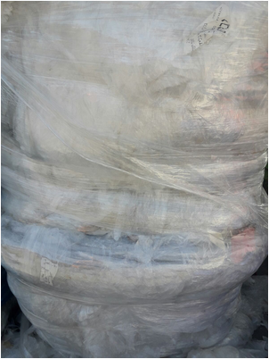 LDPE Laminates Film Scrap 40 MT per Month for Sale