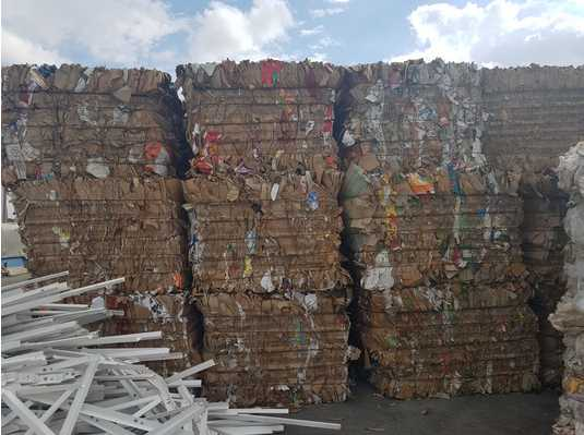 300 Tons per Month OCC Scrap for Sale