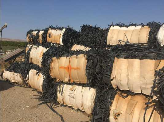 HDPE Drip Tapes Scrap 40000 lbs for Sale