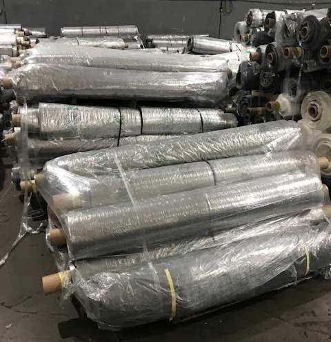 Clear LDPE Roll Scrap with 5% Nylon 1 Load for Sale