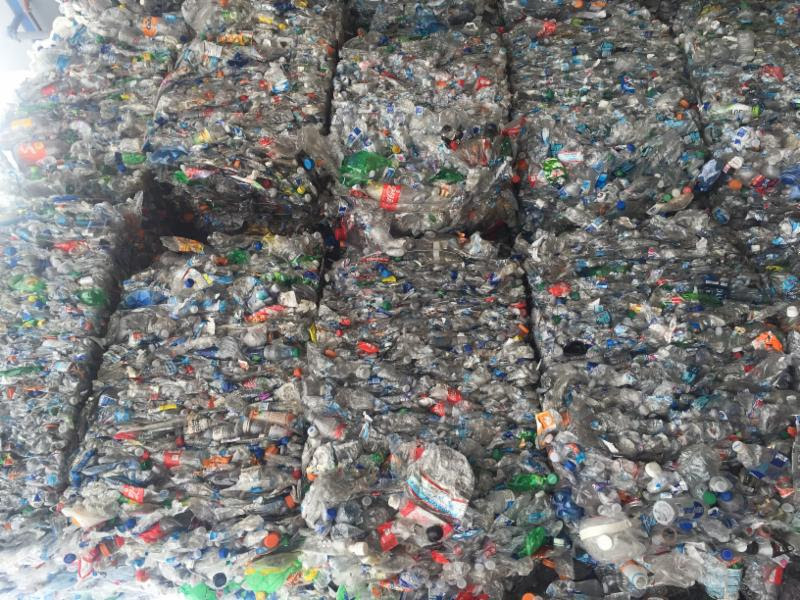 3 Loads PET Soda Bottles Scrap for Sale