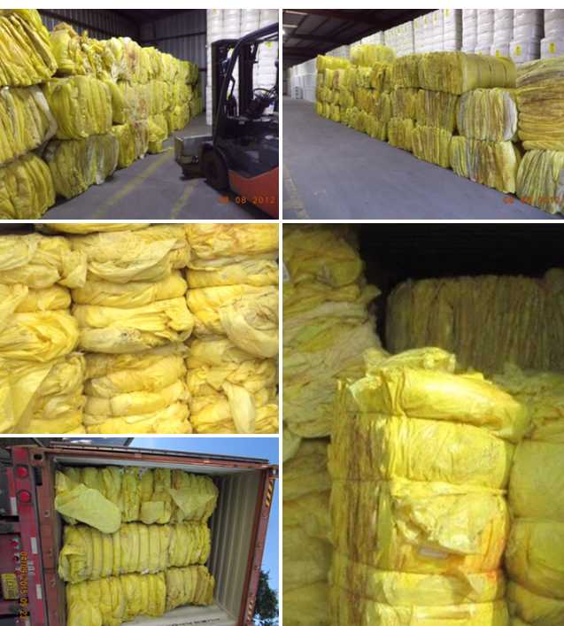 Multiple Loads LDPE Cotton Module Film Scrap Ready for Sale
