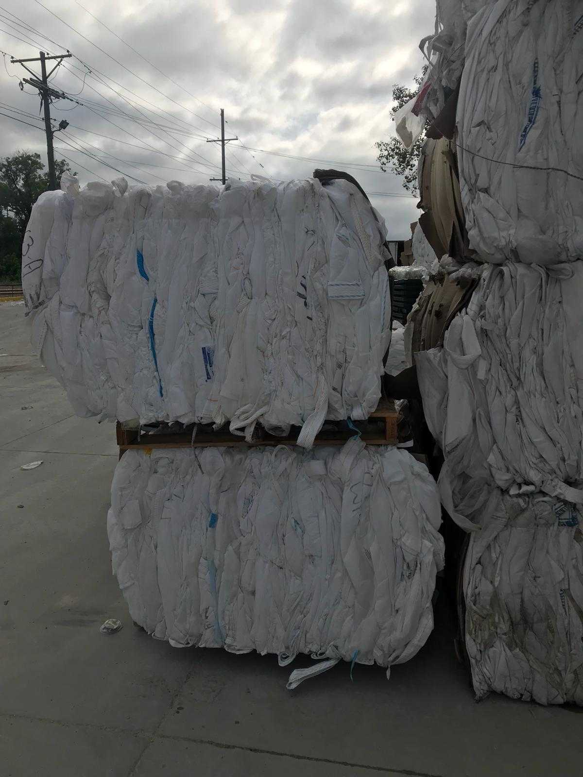 Grade A PP Supersacks Scrap 18MT / 40HC for Sale